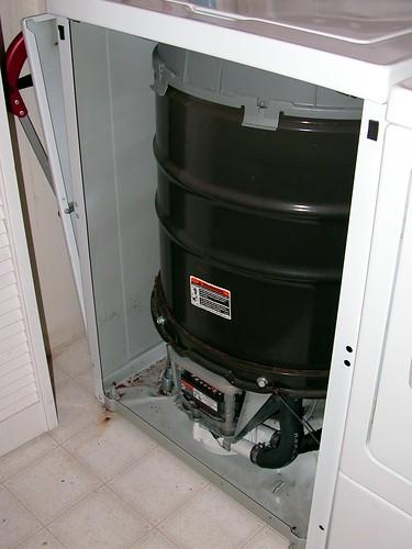 fix whirlpool washing machine