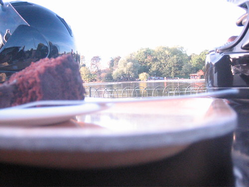 Tea at the Serpentine