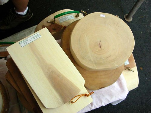 market cutting boards