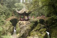 Pavilion on Emei Shan