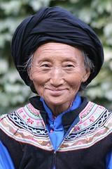 Qiang Woman