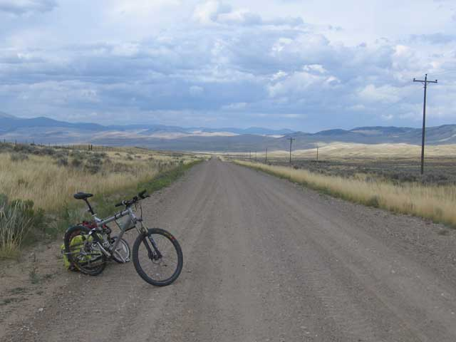 lonely road from bannack to grants