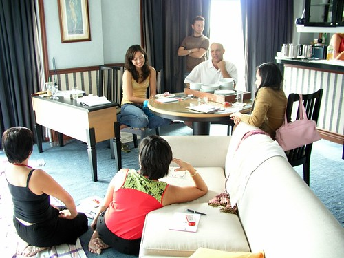 the writing salon