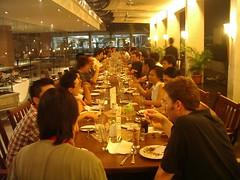 Dinner at AGDS 2005