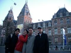 Stedelijk Museum, Amsterdam, Netherlands