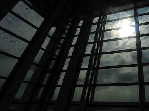 Sun Thru Window
