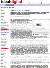 blogs jaen ideal