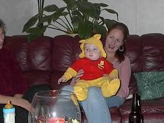 Zayden aka Pooh Bear