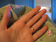 My hand photo taken by me