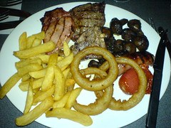 Saturday Mixed Grill