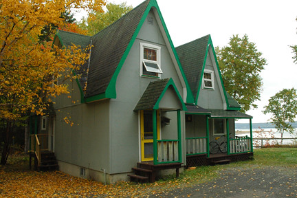 La maison de Laurent