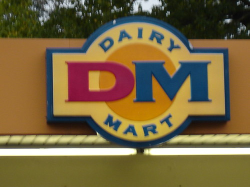 The mart of milk