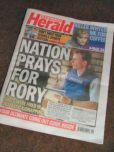 A nation prays