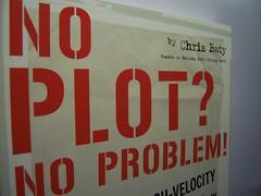 no plot? no problem!