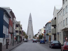 The Streets of Reykjavik