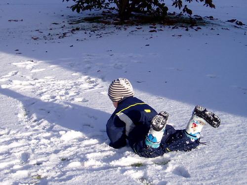 onni lumessa