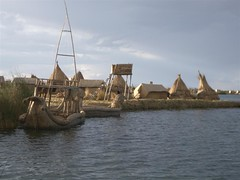 Islas Flotantes - 03 - Reed boats