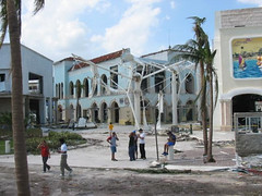 Cancun After Hurricane Wilma