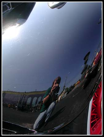 Self-Portrait in Fender