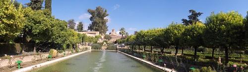 Jardines del Álcazar (Córdoba)