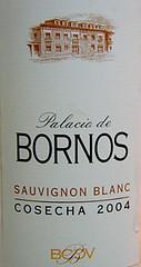 Bornos Sauvignon Blanc