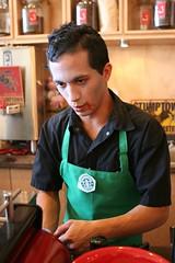 Starbucks Zombie