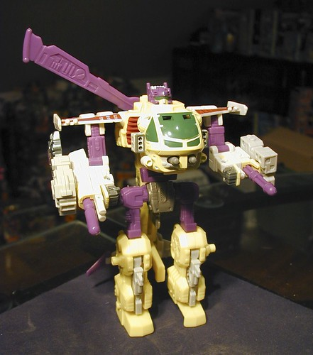 November 4, 2005 - Cybertron Buzzsaw