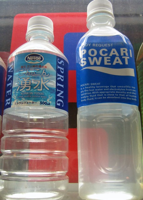 We also happen to be water bottle addicts and Sweat-proof design prevents condensation 10 years is better than throwing out water bottles. The ideal is of course, no