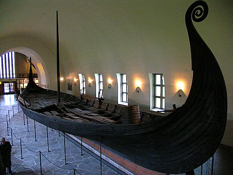 Flickr Photo of Viking Ship