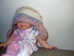 Gracie's Earflap Hat
