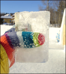 Ice-Glass