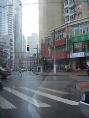A scene from Shanghai