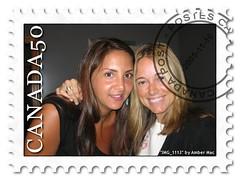 Amber Mac Stamp