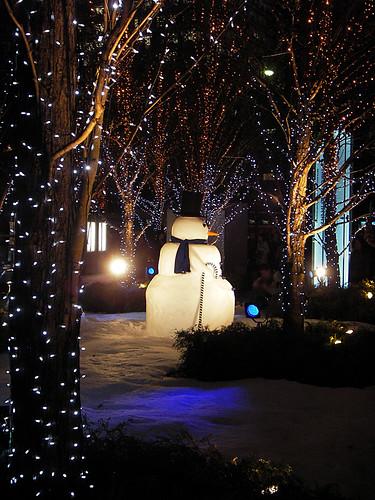 Snowman@TOKIA