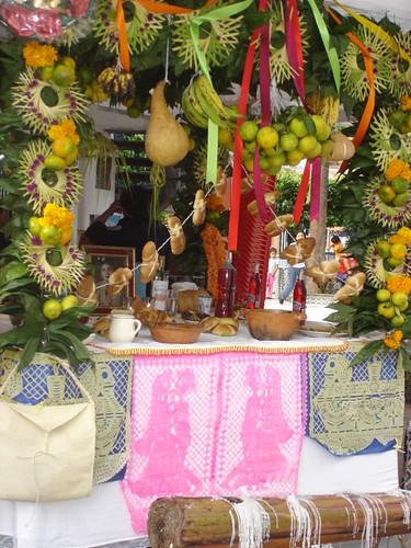 Municipal altar