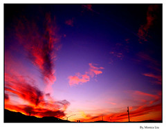 Sky pics ...... photo by Girl flyer