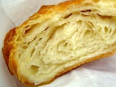 croissant innards