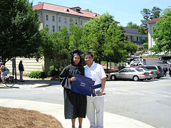 Anita at Emory MBA Graduation