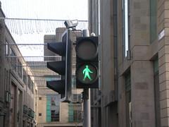 Muñecote semáforo
