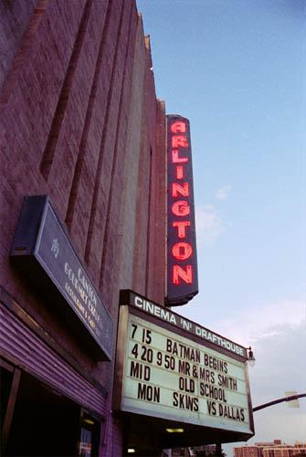 Arlington Cinema Drafthouse 2