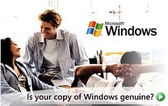 Genuine Windows Advantage with wgatray