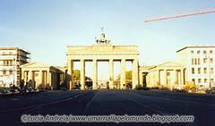 Portao de Brandemburgo, Berlim