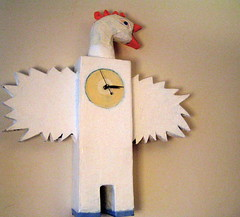 the bird-clock