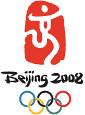 Logo of Beijing 2008 Olympics
