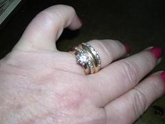 Ringen liten