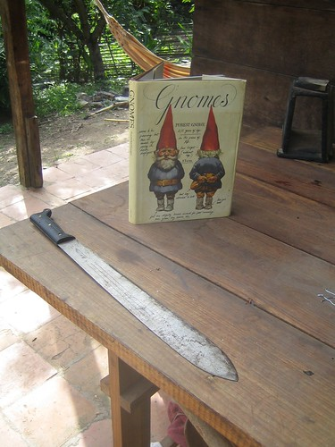 The Gnome book.  Quite possibly the best book, ever.