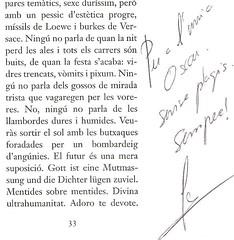 dedicatòria Litus