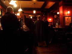 Inside Williamson's Tavern