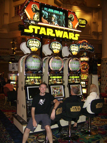 Star Wars in Vegas