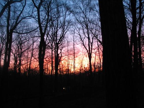 Dawn, Pleasantville, New York